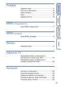 Sony DSC-HX5 - DSC-HX5 Istruzioni per l'uso Polacco - Page 6