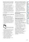 Sony DSC-HX5 - DSC-HX5 Istruzioni per l'uso Greco - Page 4
