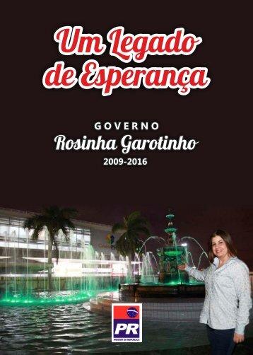 Governo Rosinha 2009 - 2016