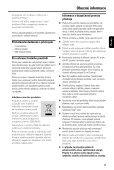 Philips Microchaîne hi-fi - Mode d'emploi - CES - Page 3