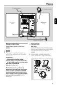 Philips Microchaîne hi-fi - Mode d'emploi - CES - Page 5