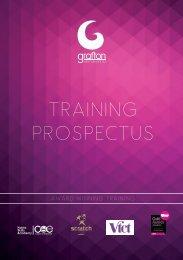 Grafton International Training Prospectus