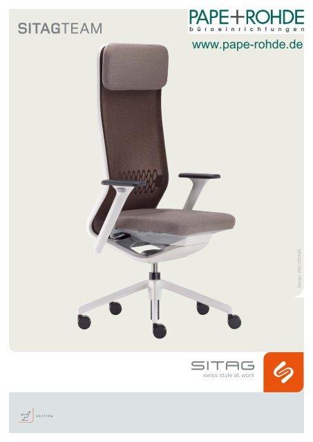 Sitag Sitagteam - Ergonomischer Bürostuhl
