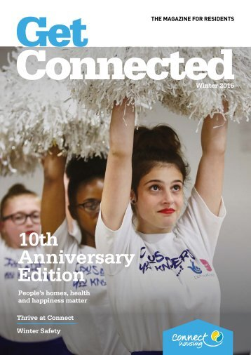 Get Connect 10th Anniversary edition - Tenant Magazine