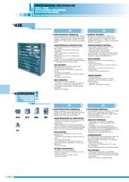 Axialventilator HJB - Ventilatoren von KONZ