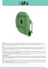 Hochdruckventilatoren - APEc.pd - Ventilatoren von KONZ