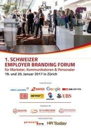 SchweizerEmployerBrandingForum2017