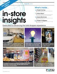 in-store insights