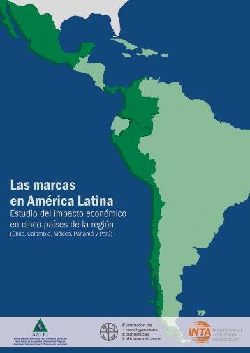Las marcas en América Latina
