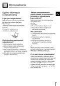 Sony VPCF13E1R - VPCF13E1R Guida alla risoluzione dei problemi Polacco - Page 3