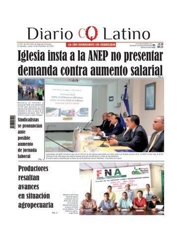 Edición 19 de Diciembre de 2016