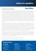 Heft zu den SG Quelle Hallenmasters 2016/2017 - Page 5
