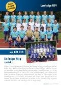 Heft zu den SG Quelle Hallenmasters 2016/2017 - Page 7
