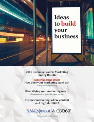 Ideas to build your business