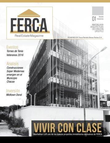 Revista FERCA 1