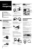 Sony CHC-P33D - CHC-P33D Istruzioni per l'uso Finlandese - Page 2