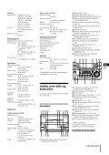 Sony CHC-P33D - CHC-P33D Istruzioni per l'uso Finlandese - Page 7
