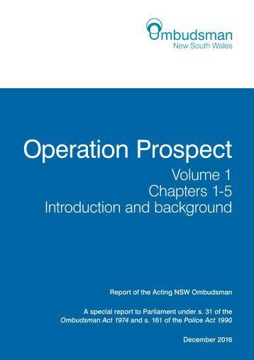 Operation Prospect