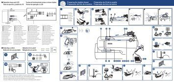 Brother CS7205 - Quick Reference Guide