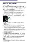 Sony NWZ-E465 - NWZ-E465 Istruzioni per l'uso Tedesco - Page 3