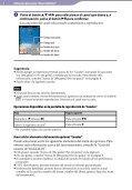 Sony NWZ-E465 - NWZ-E465 Istruzioni per l'uso Spagnolo - Page 5