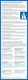 Wirtschaft pro A100 - Wirtschaftskreis Treptow - Seite 2