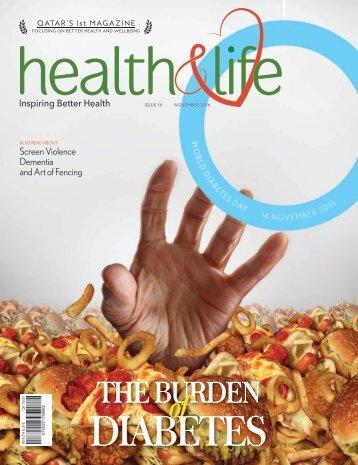 14. November 2016 Health & Life Magazine