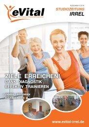 eVital Studiozeitung Ausgabe 4 - Irrel und Echternach
