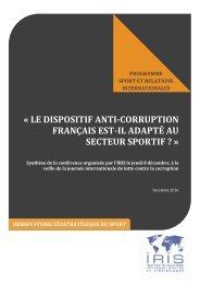 obs-sport-conférence-corruption-19-12-16