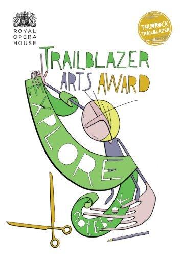 Trailblazer Arts Award Explore