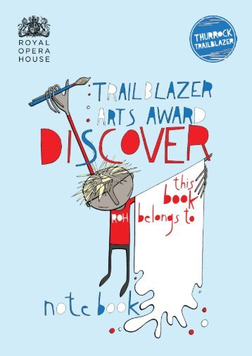 Trailblazer Arts Award Discover