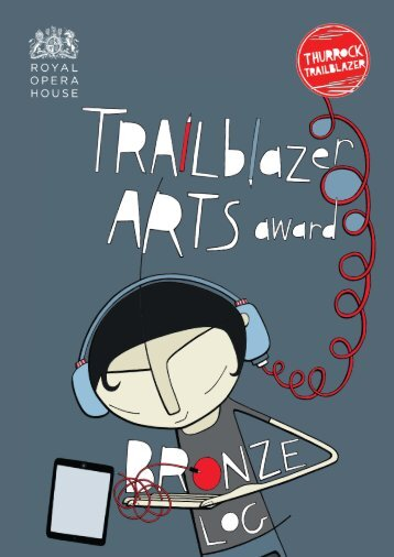Trailblazer Arts Award Bronze