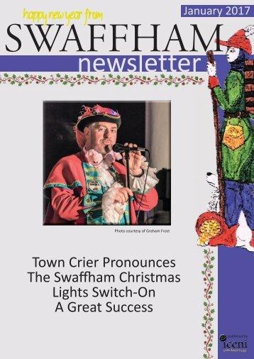 Swaffham Newsletter January 2017