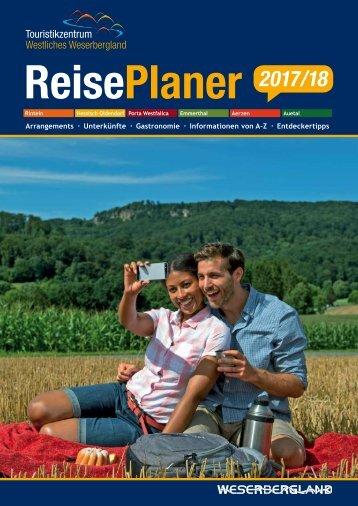 ReisePlaner 2017/18