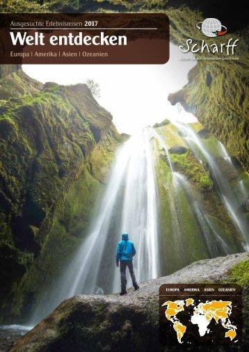 Welt entdecken 2017 - Scharff Reisen