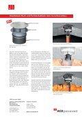 Flyer Brandschutz - ACO GmbH - Seite 2