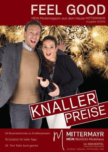 KNALLER PREISE HW2016