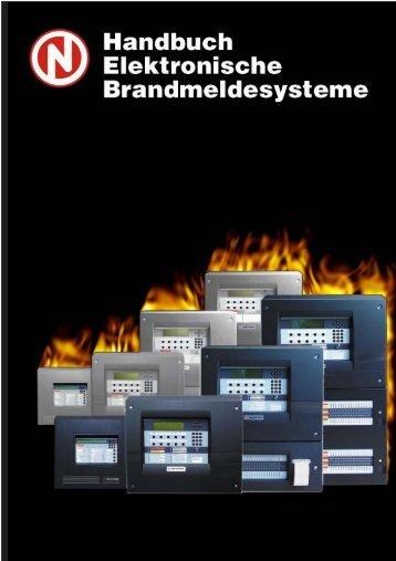 Elektronische Brandmeldesysteme