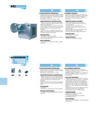 mobiler Mitteldruck-Radialventilator - KONZ - Ventilatoren