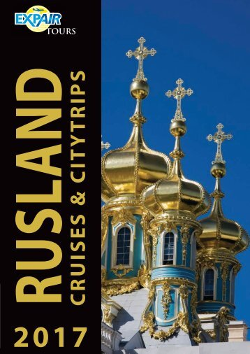 Rusland cruises & citytrips