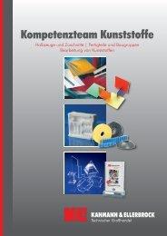 Kompetenzteam Kunststoffe - Kahmann und Ellerbrock
