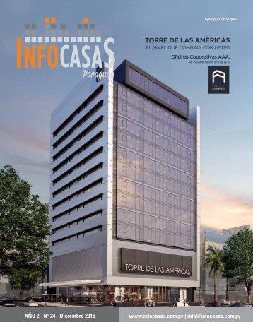 Revista InfoCasas Paraguay - Diciembre 2016