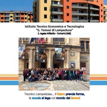 "Offerta Formativa ITET ""G. Tomasi di Lampedusa"""