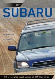 My Subaru Issue 02