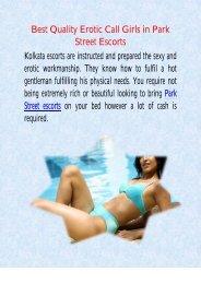 Best Quality Call Girls in Kolkata
