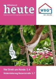 Mieterzeitung 03 | 2012 (.pdf) - Wohnungsbaugenossenschaft ...