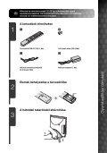 Sony KLV-15SR3E - KLV-15SR3E Istruzioni per l'uso Ungherese - Page 3