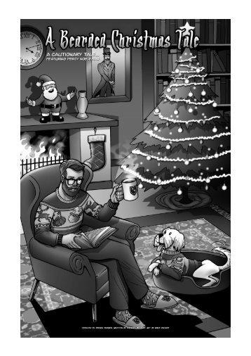 A Bearded Christmas Tale