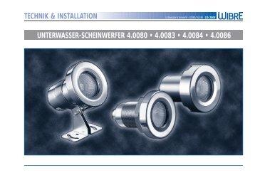 technik & installation - Wibre Elektrogeräte Edmund Breuninger ...