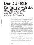 Judentum und Urbanität / dérive - Zeitschrift für Stadtforschung, Heft 66 (1/2017) - Seite 7